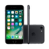 Apple Iphone 7 4.7in Câmera 12mp+7mp Ios 10 (bz) Matte 256gb