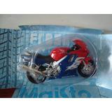 Mini Moto Honda Cbr 600 F Da Maisto Na Escala 1/18