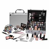 Promoção Kit Maleta Maquiagem - 58 Pecas Importados