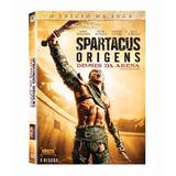 Spartacus Origens Deuses Da Arena Original/lacrada - 3 Dvd