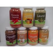 Condimentos Kesane Chipotle Curry Consome Curcuma