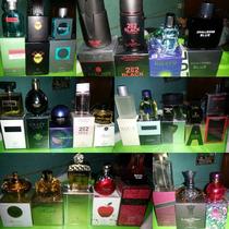 Perfumes Para Damas Y Caballeros Triple A.
