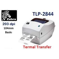 Impressora Térmica Código De Barras Zebra Tlp2844 Frete Grat