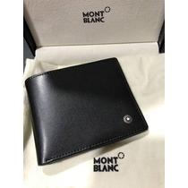Mont Blanc Wallet ® Increible Precio.