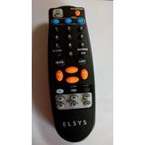 1 Controle Remoto 100% Original Elsys Analogico 2.0 Petit