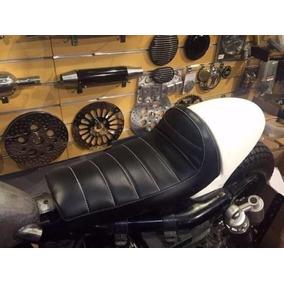 Kit Asiento Cafe Racer Para Harley Davidson Sportster