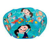 Piscina De Bolinhas Show Da Luna Com 100 Bolinhas Zippy Toys