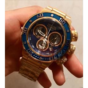 7a3a70b9e4a Invicta 1130 Reserve Sea Hunter - Relógio Masculino no Mercado Livre ...