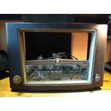 Radio De Bulbos Philips De Los Años 40s Baquelita