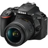 Camara Digital Nikon D5600 Kit 18-55mm 24mp Full Hd Wi-fi !!