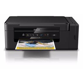 Impresora Mf Epson L395 Sistema Continuo Wifi - Techstore