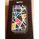 Estuche Protector Iphone 4s Diseño Romero Brito