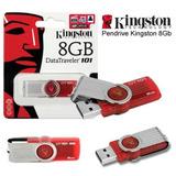 Pendrive Kingston 8 Gb Usb 2.0 Data Traveler 101 Chara