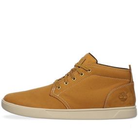 Tenis Timberland Groveton - 06744a231 - Amarillo - Hombre
