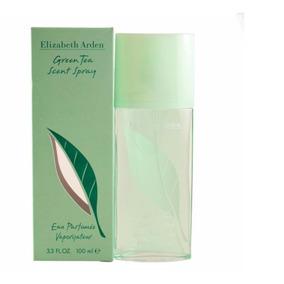 Perfume Green Tea Scent Spray Elizabeth Arden 100ml Damas