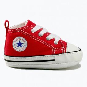 zapatillas imitacion converse rojas