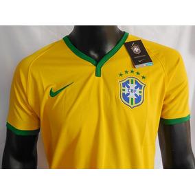 Camiseta Brasil Mundial 2014 Nike