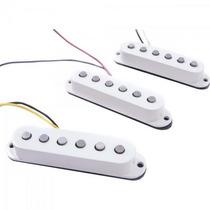 Set De Captadores Guitarra Deluxe Drive Stratocaster Bass
