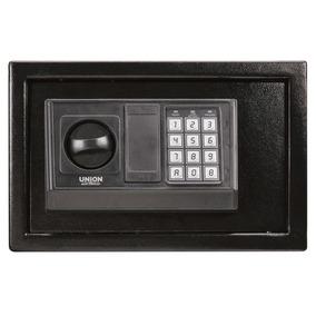 Caja Fuerte Electronica De Acero 0.37 Pie Cubicos