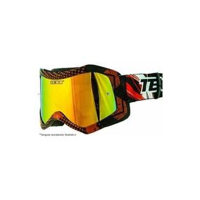 Óculos Texx Preto Fosco C  Lente Iridium Espelhada Mod. Fx 4 - Roupa ... 288d6af0f9