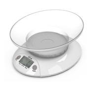 Balanza De Cocina Electronica Silfab Con Recipiente Bc301
