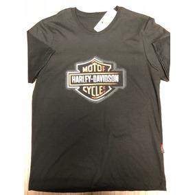 Camiseta Speed Race Harley Davidson Preta P