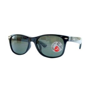 8e3d68eec96fb Lentes De Sol Ray Ban New Wayfarer Negros 55mm Xl Para - Lentes en ...