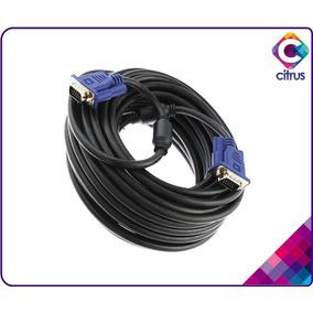 Cable Vga-vga Gio 20 Mts