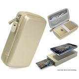 Gold Intant Funda De Impresora Para Kodak Mini Mobile Wi-