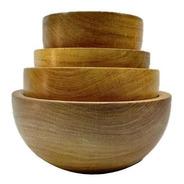 Combo De Bowls Algarrobo