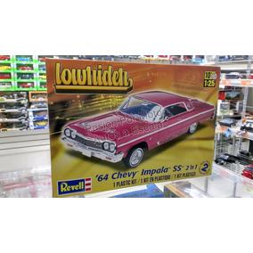 1:25 Chevrolet Impala 1964 Lowrider Revell Armar Y Pintar