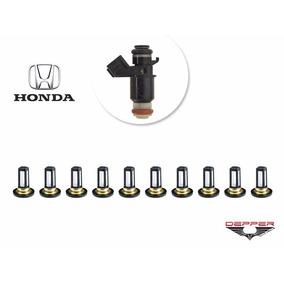 Filtros Bico Injetor Honda Civic 1.7 New Fit 1.5 - 10 Uni