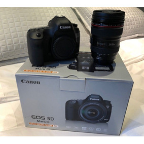 Canon 5d Mark Iii 24-105mm + Sd 32gb Sellado En Caja