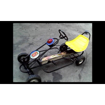 Carro Con Pedales Gokart Directo De Fabrica Superegalo