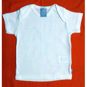 Camiseta Bebê Hering - As Medidas Estão Logo Abaixo -