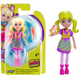 Polly Pocket Muñeca Vestido Rosa Mattel Juguete C/ Accesorio
