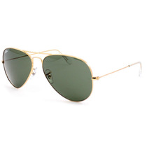 Lentes De Sol Ray Ban Aviator Rb 3025 Aviador Originales