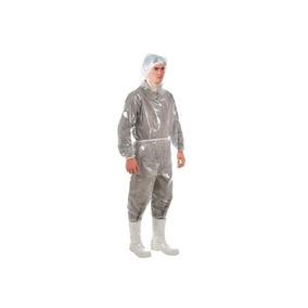 Bata E Calça Transparente Impermeavel - Prevemax