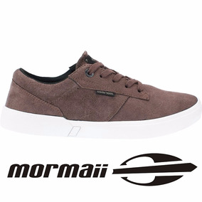Tênis Mormaii Urb Camurça Couro Skate 201121