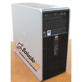 Computador Hp Phenom X4 Quadcore Hdmi 4gb Ram Hd 500gb Wifi