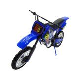 Moto Radical De Trilha Big Cross Motinho Brinquedo Infantil