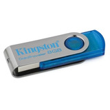 Usb Kingston Datatraveler 101 A 8 Gb Usb 2.0 Flash Memory D