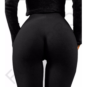 Calzas Leggings Supplex Tiro Alto Deportes Power Fitness Cm