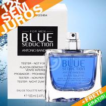 Perfume Antonio Banderas Blue Seduction 100ml Frete Grátis!
