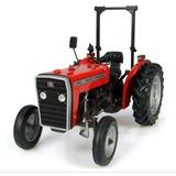 Trator Miniatura Massey Ferguson 230 - Escala 1/16