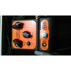 Pedal Nig Power Distortion Zerado!!!