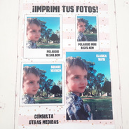 Impresión Fotos Polaroid X 6 Unidades