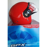 Casco Trophy Of619 Red Tg:xl Gpx