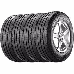 Combo 4 U Pirelli 185/15 Chrono Trafic Neumen Colocación