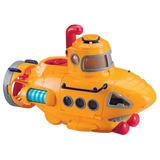 Submarino Aventura Imaginext Fisher Price N8270 Mattel